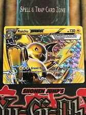 Pokemon Raichu BREAK 50/162 XY Breakthrough Ultra Rare Holo NM