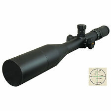 Millett Sights/Vista Tactical Long Range Shooting 6-25x Mil-Dot Scope, BK81006