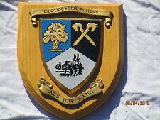 Distintivo di regimento: GLOUCESTER SCUOLA