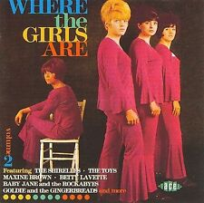 Where The Girls Are, Volume 2, New Music