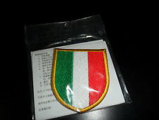 TOPPA JUVENTUS CAMPIONI ITALIA PATCH SCUDETTO TRICOLORE ITALY BADGE
