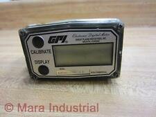 Great Plains Industries A103GMA100MA1 Electronic Digital Meter - New No Box