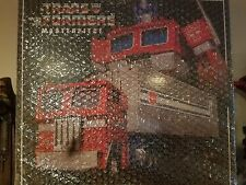Takara Transformers Masterpiece Collection Mp 4 Optimus Prime Convoy With...