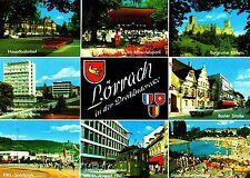 Lörrach  , Ansichtskarte , 1978 gelaufen