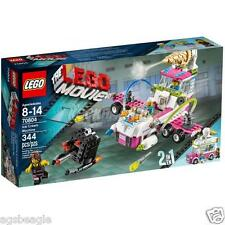 Lego 70804 Ice Cream Machine The Lego Movie Brand New Sealed Agsbeagle