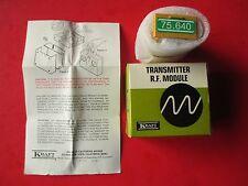 KRAFT TRANSMITTER R.F.MODULE MINT (NEW)