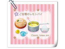 New~Re-ment Little Twin Star Twinkles Sweets Factory Classic Lemon Pie - No.4