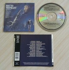 CD (NO BOX ) BOF ROUND MIDNIGHT MUSIQUE DE FILM HANCOCK HERBIE 1986 11 TITRES