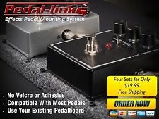 Guitar Pedal Links Mounting Brackets for Mooer Pedals Pedal Boards