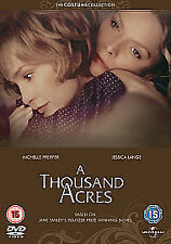 A 1000 Thousand Acres DVD Jessica Lange Michelle Pfeiffer New UK Release R2