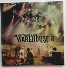 Dave Matthews Band - Warehouse 8 Volume 8 MINT CD Crazy Easy, Halloween DMB