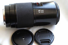 Minolta for SONY AF 70-210mm f4 BEERCAN  WORLD SHIP   JAPAN