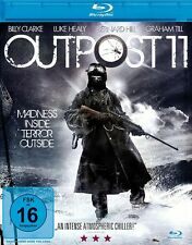 Outpost 11 - Madness inside Terror outside  Blu-ray