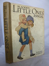 Blackie's Little Ones Annual HB 1928 H C Appleton, Ernest Aris, Harry B Neilson