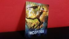 INCEPTION - 3D Lenticular Card Magnet / Magnetic Cover for BLURAY STEELBOOK
