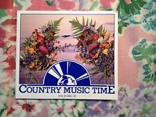 Radio Show: COUNTRY MUSIC TIME IX/13 TANYA TUCKER & DUCAS/KOLANDER IN STUDIO