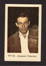 Jacques Charrier Vintage Card from Sweden #TV58