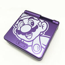 Purple Limited Housing Shell Case Cover for Nintendo Gameboy Advance SP GBA SP