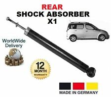 FOR TOYOTA YARIS VERSO 1.3 1.4 1.5 D4D 1999-2005 NEW REAR SHOCK ABSORBER