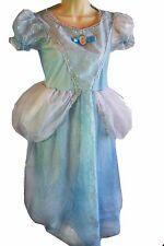 Disney Princess Cinderella Girls PLUS HUSKY Costume 10 1/2-12 1/2