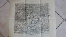 Mappa carta geografica SALERNO Istituto Geografico Militare IGM foglio 185 2sE e