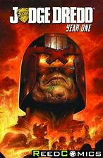 JUDGE DREDD YEAR ONE GRAPHIC NOVEL New Paperback Collects Issues #1-4