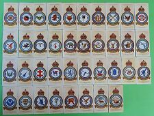 Cigarette Cards John Players & Sons R.A.F. Badges No Motto 1937 Exc-Good 115
