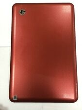 Hp Pavilion  dv6 -3040sa LCD Top Cover Burgundy Color Used  OEM
