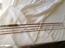 "Split Bamboo Fly Casting Combo Rod Marked ""Pat April 9,07"" VERY NICE!!!"