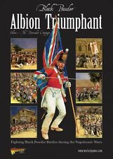 ALBION TRIUMPHANT VOL 1 - THE PENINSULAR - WARLORD GAMES BLACK POWDER SUPPLEMENT