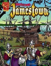 La historia de Jamestown (Historia Grafica/Graphic History (Graphic Novels) (Spa