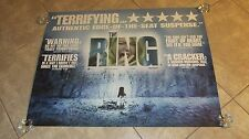 THE RING movie poster (B) NAOMI WATTS poster HORROR
