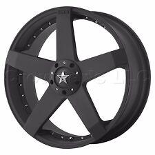 KMC 17 x 7.5 Rockstar Car Wheel Rim 5x100 5x114.3 Part # KM77577531742