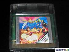 ALADDIN GAMES USED PER GAMEBOY COLOR IN EDIZIONE EUROPEA SOLO CARTUCCIA 29343