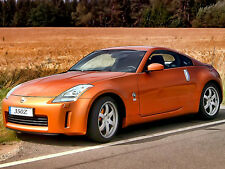 Tamaño Medio Cubierta Para Coche Apto Nissan 350Z 2002-2009