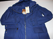 Barbour Norton & Sons Seaboard Jacket Navy Blue XXL  XX-Large MCA0214BL71