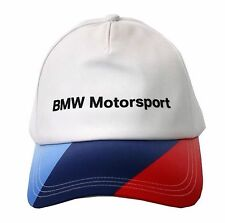 NEW PUMA BMW M CAP HAT SPORT MSP UNISEX ADJUSTABLE BASEBALL WHITE ADULT beanie