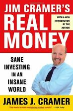 *New* JIM CRAMER'S REAL MONEY: Sane Investing in an Insane World by James Cramer