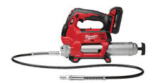 Milwaukee 2646-22CT   M18™ Cordless 2-Speed Grease Gun Kit, w/2 batteries,CHARGE