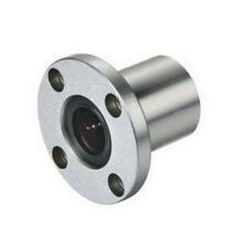 Linear Motion Router Shaft Bearing XYZ CNC LMF 1 Pcs of 8 mm LMF8UU Round Flange