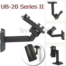 UB20 Series II Black Wall Ceiling Bracket Mount for Bose All Lifestyle CineMate