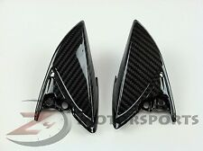 2011-2017 GSX-R600 GSXR600 750 Rear Tail Side Insert Cover Panel Carbon Fiber