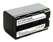 7.4v 3700mAh Battery for BP-930 Canon XM1 XM2 XV1 XV2 XF100 XF105 XF300 XF305 C2