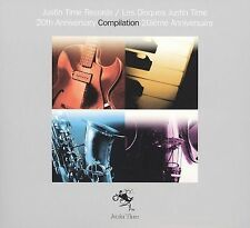 Justin Time Records 20th Anniversary Compilation by Various Artists (CD, Aug)