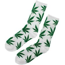 Socks Marijuana Weed 420 Leaf Ankle Ganja HIGHLIFE Canabis Cotton Casual Comfor