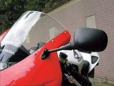 Honda CBR 1000RR 600RR 250R Black Mirrors CBR1000 '04-07 CBR600 '03-14