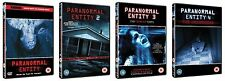 Paranormal Entity Complete Collection Part1 1 2 3 4 Movie Film NEW R2 UK DVD