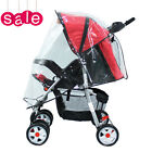Quality Universal Raincover for Pushchairs Buggy Strollers Pram Rain Cover New