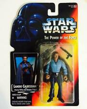 "HASBRO STAR WARS 3.75 INCH POWER OF THE FORCE "" LANDO CALRISSIAN "" - RARE"