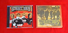 Lot of 2 Street Dogs CDs Boston Punk Oi! Dropkick Murphys Bruisers Ducky Boys